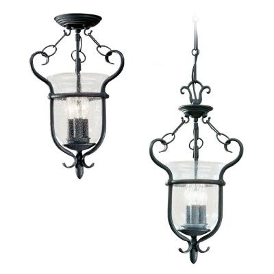 Sea Gull Lighting 5101-07 Three Light Pendant