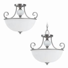 Sea Gull Lighting 51105-965 Three-Light Montclaire Hall/Foyer