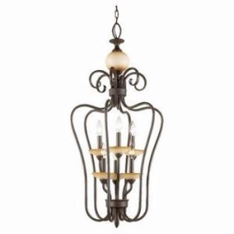 Sea Gull Lighting 51106-72 Six-Light Monteclaire Foyer Light