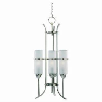 Sea Gull Lighting 51115-962 Four-Light Eternity Elongated Chandelier