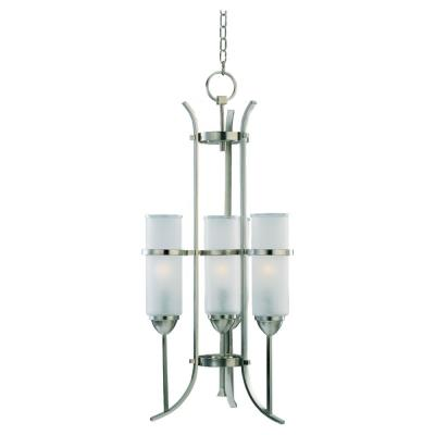 Sea Gull Lighting 51115-962 Four-Light Eternity Elongated Chandelier