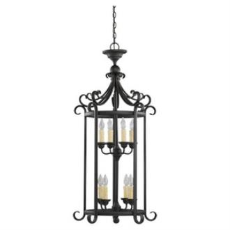 Sea Gull Lighting 51121-820 Del Prato - Eight Light Foyer