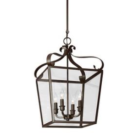 Sea Gull Lighting 5119404-782 Lockheart - Four Light Foyer