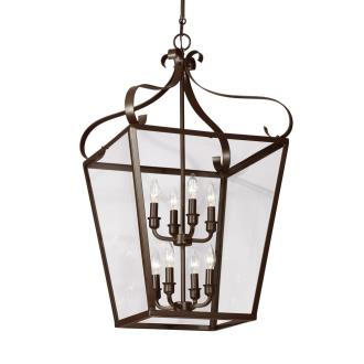 Sea Gull Lighting 5119408-782 Lockheart - Eight Light Foyer