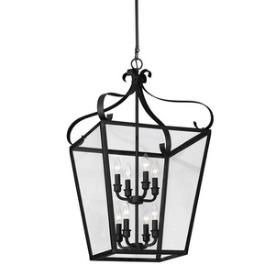 Sea Gull Lighting 5119408-839 Lockheart - Eight Light Foyer