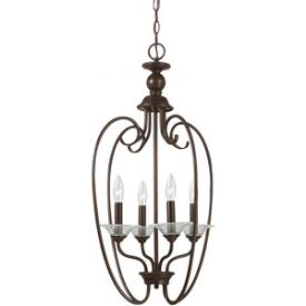 Sea Gull Lighting 51316-710 Lemont - Four Light Hall Foyer