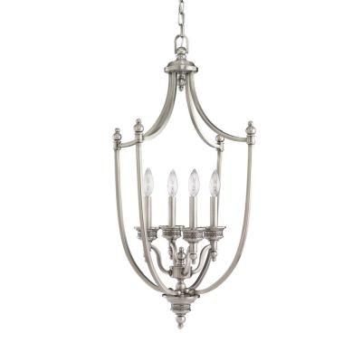 Sea Gull Lighting 51350-965 Four Light Hall/foyer Pendant