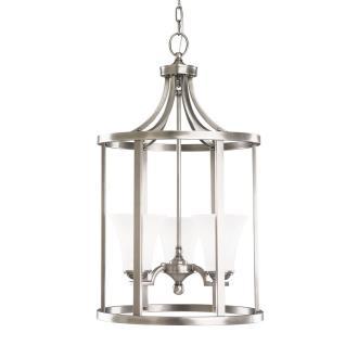 Sea Gull Lighting 51375BLE-965 Somerton - Three Light Hall Foyer