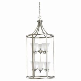 Sea Gull Lighting 51376-965 Six Light Hall/Foyer