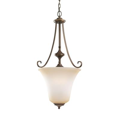 Sea Gull Lighting 51380-829 Three Light Hall/Foyer Pendant