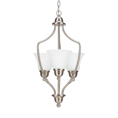 Sea Gull Lighting 51410-962 Livingston - Three Light Foyer