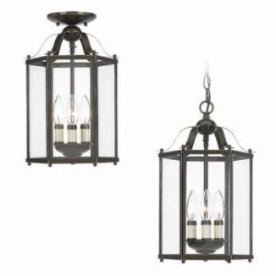 Sea Gull Lighting 5231-782 Three-light Hall/foyer