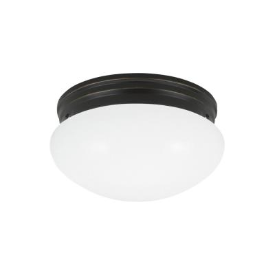 Sea Gull Lighting 5326-782 Webster - One Light Flush Mount