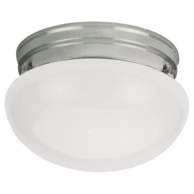 Sea Gull Lighting 5326-962 Single-light Brushed Nickel Ceiling