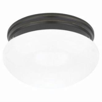 Sea Gull Lighting 5328-782 Two-light Heirloom Bronze Ceiling