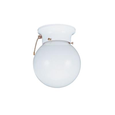 Sea Gull Lighting 5367PC-15 One Light Close To The Ceiling