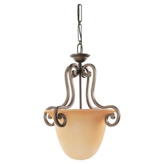 Sea Gull Lighting 59031BLE-71 Single-light Brandywine Hall/foyer