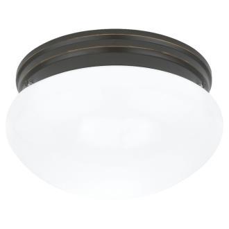 Sea Gull Lighting 5921BLE Webster - One Light Ceiling Fixture