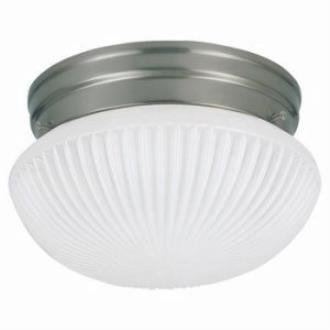 Sea Gull Lighting 5921BLE-962 Single-Light Close to Ceiling Fluorescent