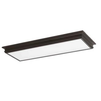Sea Gull Lighting 59363LE-790 Trim and Chassis - Four Light Flush Mount
