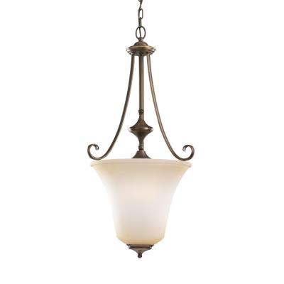 Sea Gull Lighting 59380BLE Parkview - Three Light Ceiling Fixture