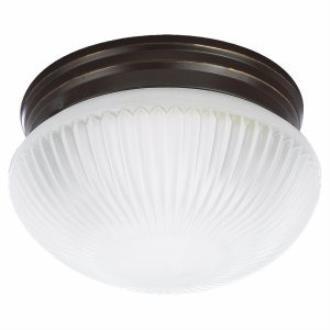 Sea Gull Lighting 59440BLE Webster - Two Light Ceiling Flush Mount