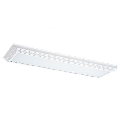 Sea Gull Lighting 5978-15 White Wood Cornice Trim