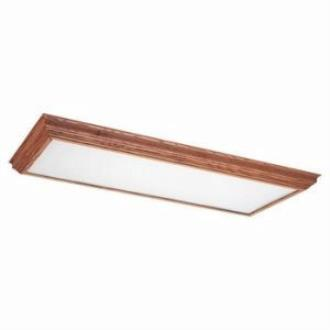 Sea Gull Lighting 5979-43 Solid Oak Cornice Trim
