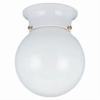 Sea Gull Lighting 5990BLE-15 Single-Light Fluorescent Close to Ceiling