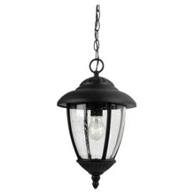 Sea Gull Lighting 60068-12 Lambert Hill - One Light Outdoor Pendant