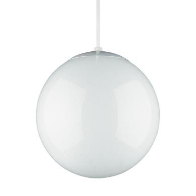 "Sea Gull Lighting 6022-15 12"" Glass Globe Pendant"