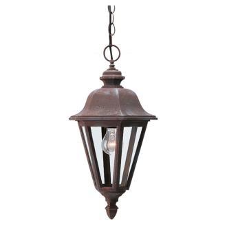 Sea Gull Lighting 6025-26 Single-light Outdoor Pendant