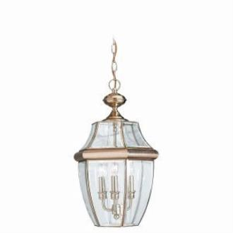 Sea Gull Lighting 6039-02 Three Light Outdoor