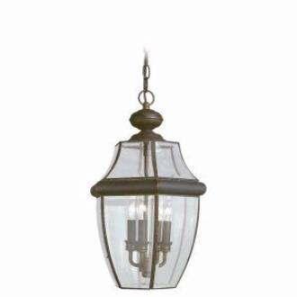 Sea Gull Lighting 6039-71 Three Light Outdoor
