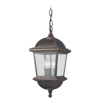 Sea Gull Lighting 6043-85 Three Light Outdoor Pendant Fixture