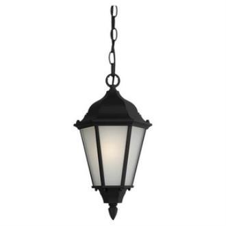 Sea Gull Lighting 60938BLE-12 Bakersville - One Light Outdoor Pendant