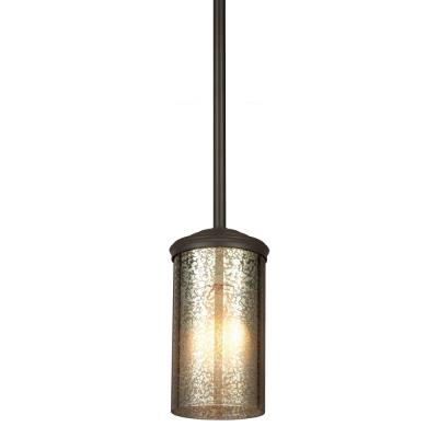 Sea Gull Lighting 6110401BLE-715 Sfera - One Light Mini-Pendant