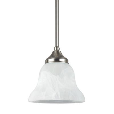 Sea Gull Lighting 61174BLE-962 Brockton - One Light Mini-Pendant