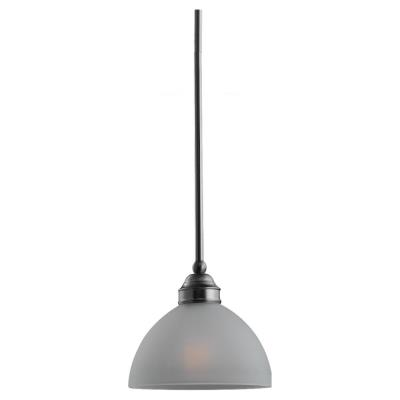 Sea Gull Lighting 61225-962 Single-Light Evansville Mini-Pendant