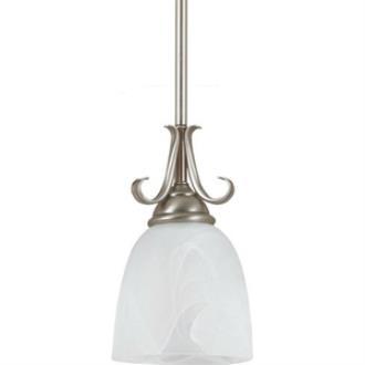 Sea Gull Lighting 61316-965 Lemont - One Light Mini-Pendant