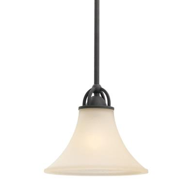 Sea Gull Lighting 61375-839 Single Light Mini Pendant