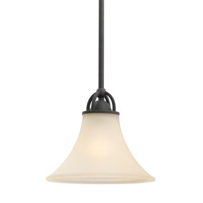 Sea Gull Lighting 61375BLE-839 Somerton - One Light Mini-Pendant