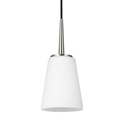 Sea Gull Lighting 6140401-962 Driscoll - One Light Mini-Pendant