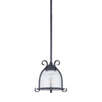 Sea Gull Lighting 6145-07 Single Light Mini-pendant