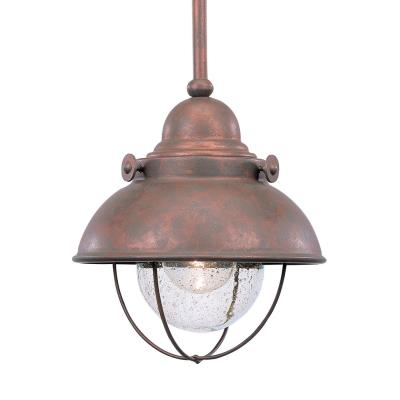 Sea Gull Lighting 6150-44 Single-light Sebring Mini-pendant