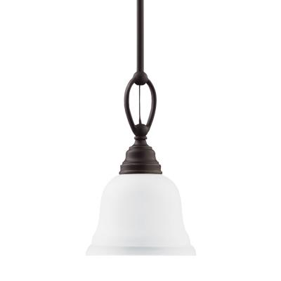 Sea Gull Lighting 61625-782 Wheaton - One Light Mini-Pendant