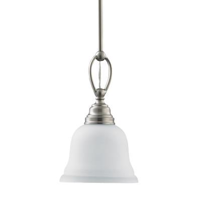 Sea Gull Lighting 61625BLE-962 Wheaton - One Light Mini-Pendant