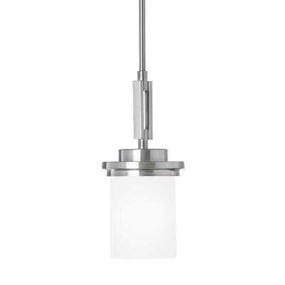 Sea Gull Lighting 61660-962 Winnetka - One Light Mini-Pendant