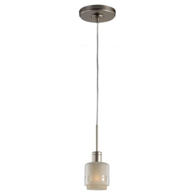 Sea Gull Lighting 61729-853 Groove - One Light Mini-Pendant