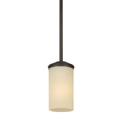 Sea Gull Lighting 6190401-715 Sfera - One Light Mini-Pendant